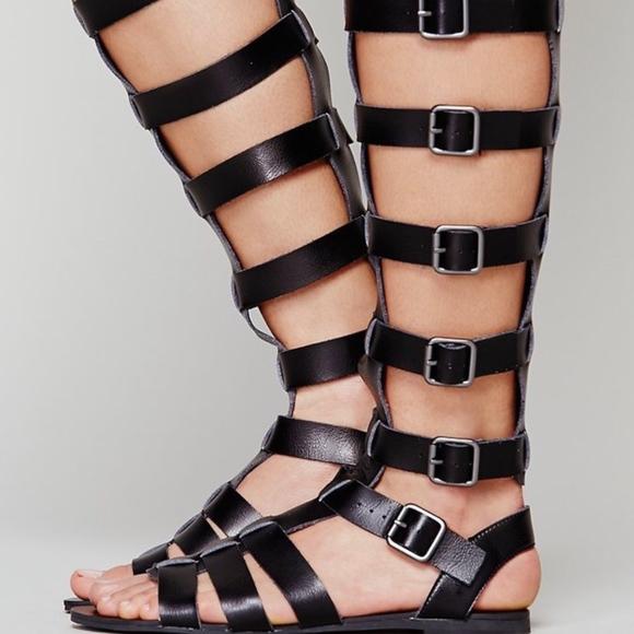 Free People Schuhes   Gladiator Sandale Größe 7 Poshmark   Poshmark 7 abf6e5
